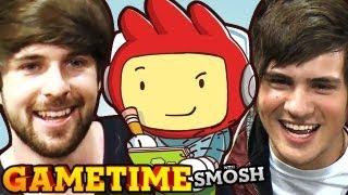 SCRIBBLING SOME NAUTS (Gametime w/ Smosh)