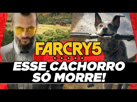 CONHEÇA FAR CRY 5! | LH GAMES #9