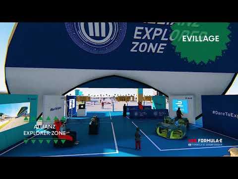 SAUDI ePrix - Ad Diriyah Track Reveal