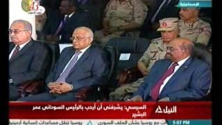بالفيديو.. السيسي: حرب أكتوبر غيرت المفاهيم العسكرية السائدة