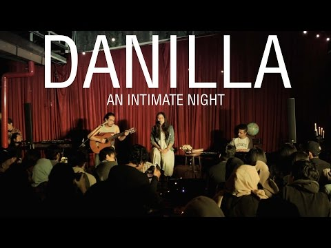 DANILLA | An Intimate Night ( Live at Rumah Opa, Malang, Indonesia )