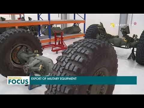 Kazakhstan will repair military equipment and export them abroad