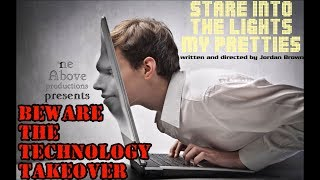 Beware The Technology Takeover: 'Stare Into The Lights My Pretties' by Jordan Brown