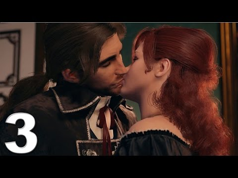 Assassin's Creed Unity Gameplay Walkthrough Part 3 - High Society!!
