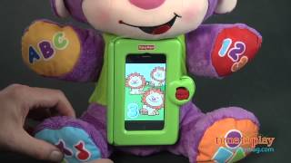 Laugh & Learn Apptivity Monkey From Fisher-price