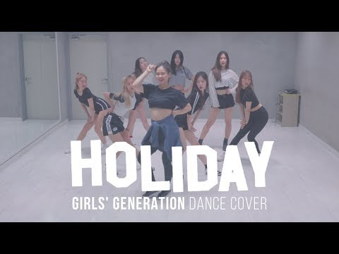 "소녀시대 Girls' Generation ""홀리데이(Holiday)"" 