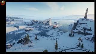 Скоро ВЫХОДИТ в World of Tanks новая карта  *ШТИЛЬ*   (2018)