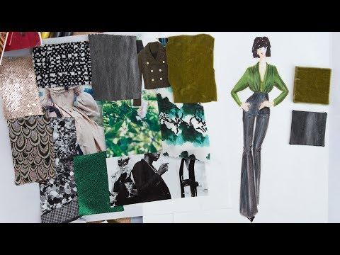 Fashion Illustration with Benjamin Mach of Mood Fabrics