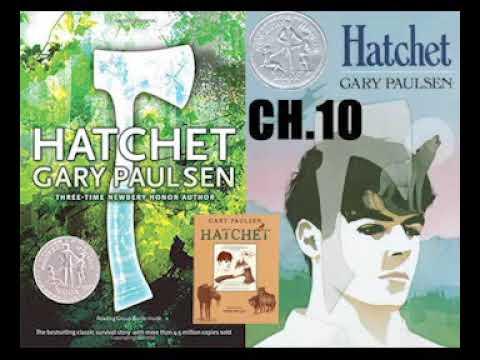 Download Hatchet - Audiobook Chapter 10