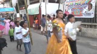 FLORES DE NANAY...... (MAY 29, 2012: APLAYA, SANTA ROSA, LAGUNA)