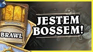 JESTEM BOSSEM! - WIELKA BITWA BOSSÓW 2 - Hearthstone Brawl
