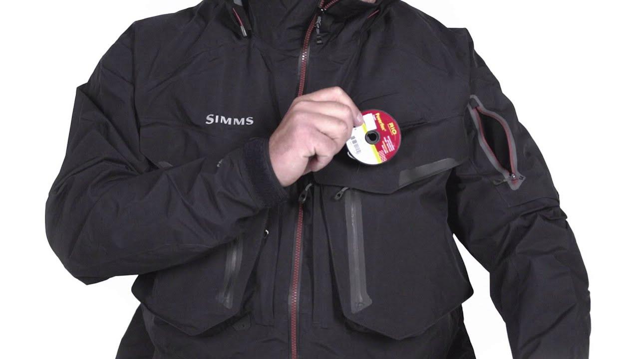 1ee9a3ec93ee Simms G4 Gore-Tex Fishing Jacket