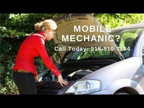 Mobile Mechanic Tulsa OK | 918-910-7104 – Mobile Auto Repair Pros