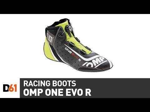 OMP One Evo R Race Boots