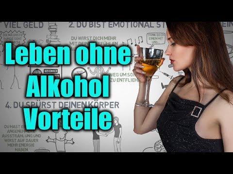 6 tage ohne alkohol