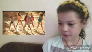 Реакция на клип Open Kids