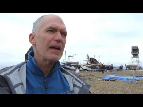 Alan Oke on playing Peter Grimes at the 2013 Aldeburgh Festival