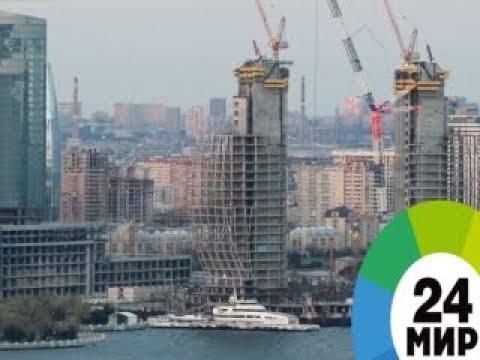 Реновация по-азербайджански -