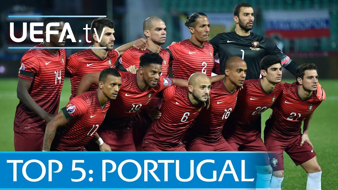 Resultado de imagem para Spain top five European Qualifiers goals