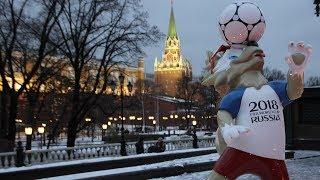 El KREMLIM DE MOSCÚ y el Parque Zaryadye