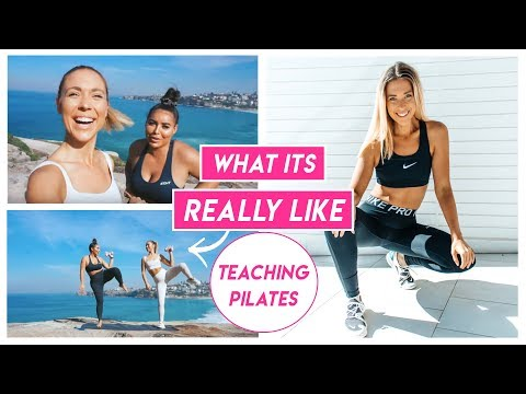 What it's REALLY like being a Fitness Instructor ����