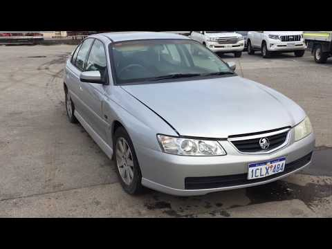 2003 Holden Berlina VY LPG V6 Sedan (LV14) - Price Estimate