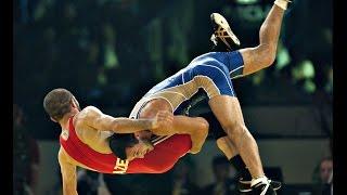 Freestyle wrestling highlights вольная борьба
