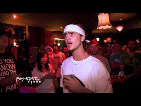 GOT BEEF? - From The Ground Up - Kerser vs Zone Doubt