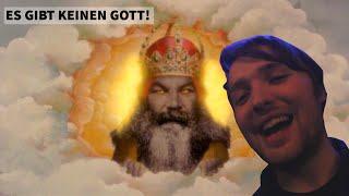 Bekiffter Typ widerlegt Gott - Simon in Amsterdam #3