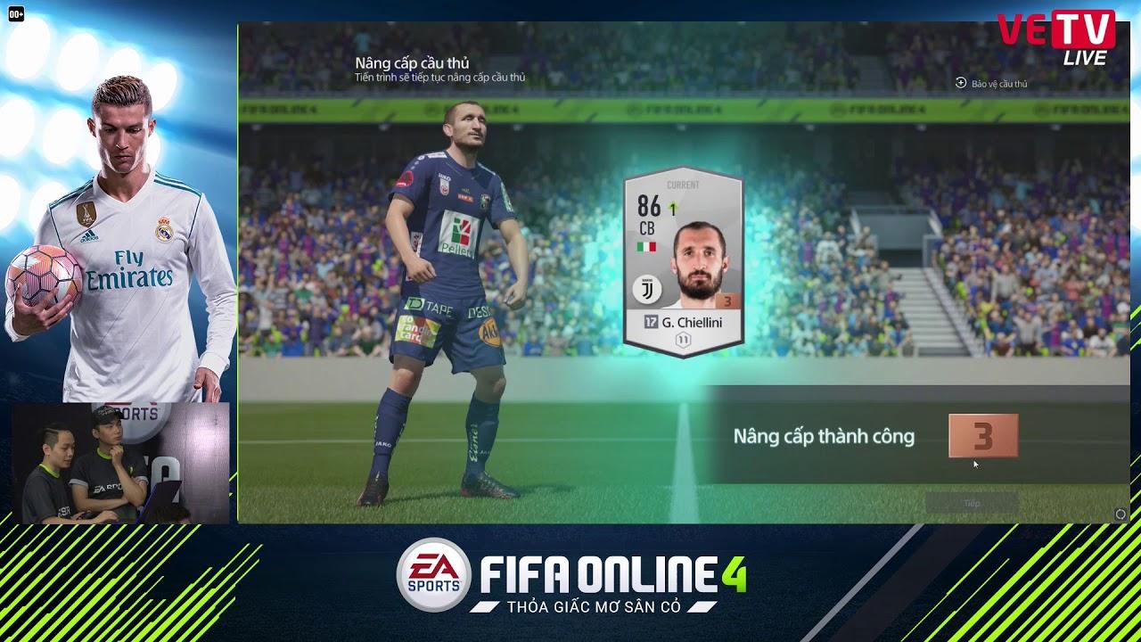 """FIFA Online 4 – """"Đội bóng trong mơ"""" & """"Làm sao để chơi FO4 hiệu quả"""""""