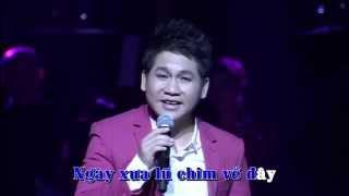 À í a [Karaoke] - Trọng Tấn | Liveshow Đêm Nhạc Trọng Tấn | Full HD 1080p