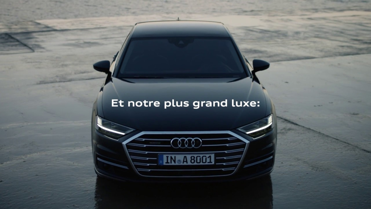 la nouvelle audi a8 une nouvelle re youtube. Black Bedroom Furniture Sets. Home Design Ideas