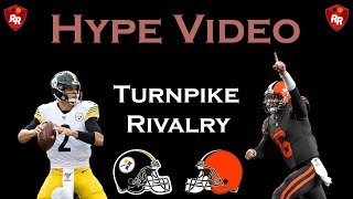 Steelers-Browns Hype Video (Rivalry Highlights)