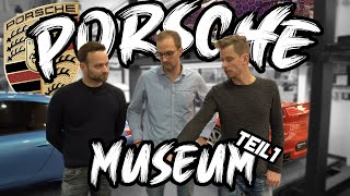 With Björn in the Porsche Museum - Part 1 | Philipp Kaess |