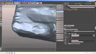 Cinema 4D R14 Sculpting Tutorial(In this tutorial we will be creating a brick, a very simple object but we will go through the whole process, i talk about the tools first then go onto adding detail to the ..., 2013-01-22T17:33:56.000Z)