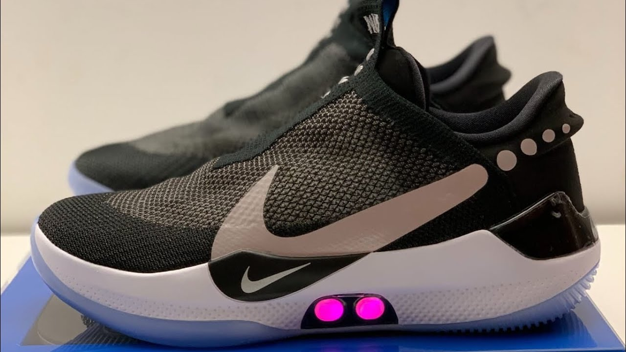Nike Adapt BB Preview, Sizing \u0026 Release