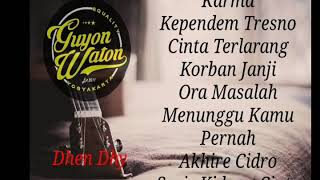 Gambar cover FULL ALBUM GUYON WATON ~ TERBARU ~ 2018