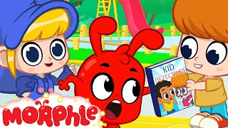 Reading with Mila and Morphle   BRAND NEW   Cartoons for Kids   Morphle TV