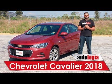 A Prueba Chevrolet Cavalier 2018 Candidato a super ventas