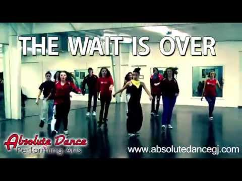 ABSOLUTE DANCE - THE WAIT IS OVER