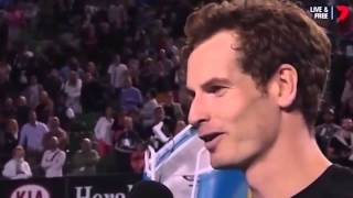 Murray hints he may sport a kilt with no underwear on his wedding day