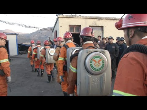 Coal Mine Explosion Leaves 19 Died in China