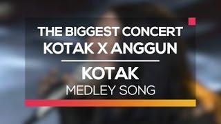 Kotak - Medley Song (The Biggest Concert Kotak X Anggun)