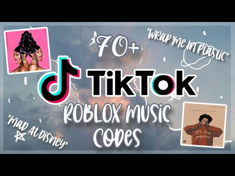 70 ROBLOX : TikTok Music Codes : WORKING (ID) 2020 - 2021 ( P-32)