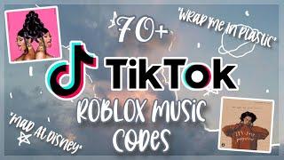 70+ ROBLOX : TiĸTok Music Codes : WORKING (ID) 2020 - 2021 ( P-32)