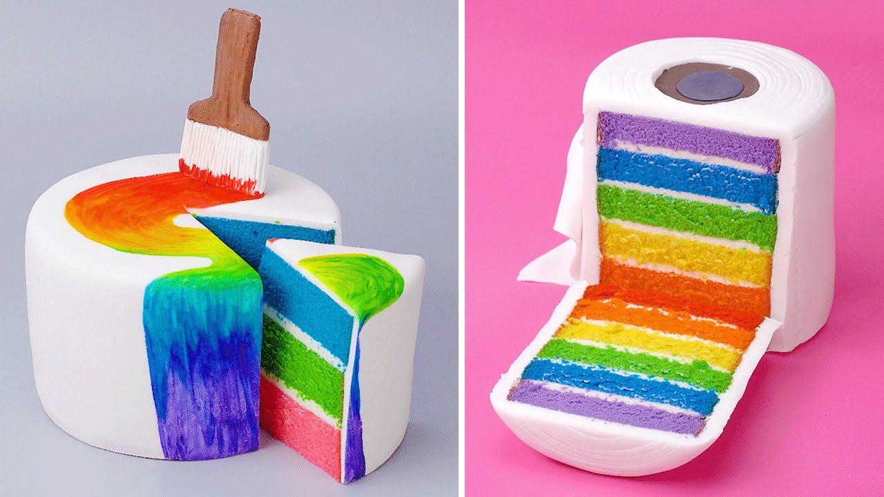 Brilliant & Quick Dessert Recipes | Best Beautiful Cake Decorating Ideas | Perfect Cake