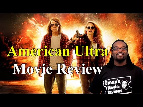 American Ultra Movie Review (2015) (SPOILER-FREE)