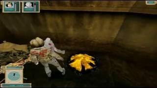 Level - 4(Sewers) - PC Game - Anne McCaffrey