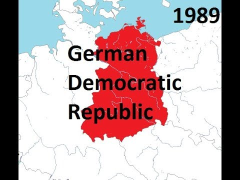 States That No Longer Exist - Former Countries From The 20th Century Until Today