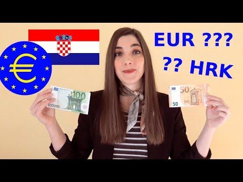 EUROS TO KUNAS | Croatian Money | Part 4